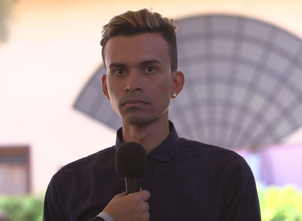 George Vinícius perdeu o emprego mas acreditou no PD e teve êxito profissional