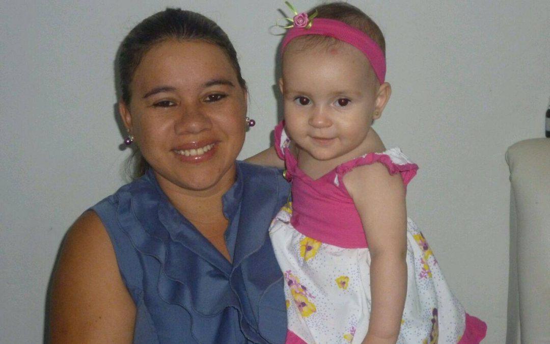 Cristina Lopes conta que depois que começou a fazer parte dos Parceiros de Deus, tudo mudou