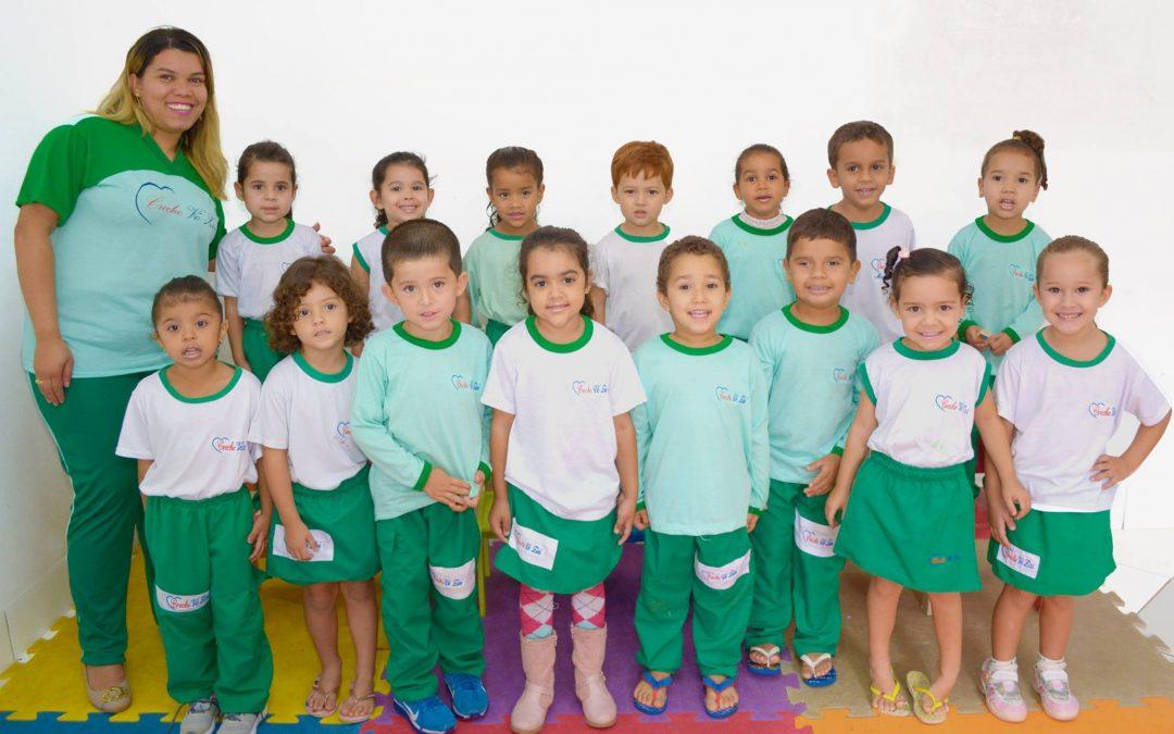 Ana Paula Brito: exemplo de amor aos pequeninos