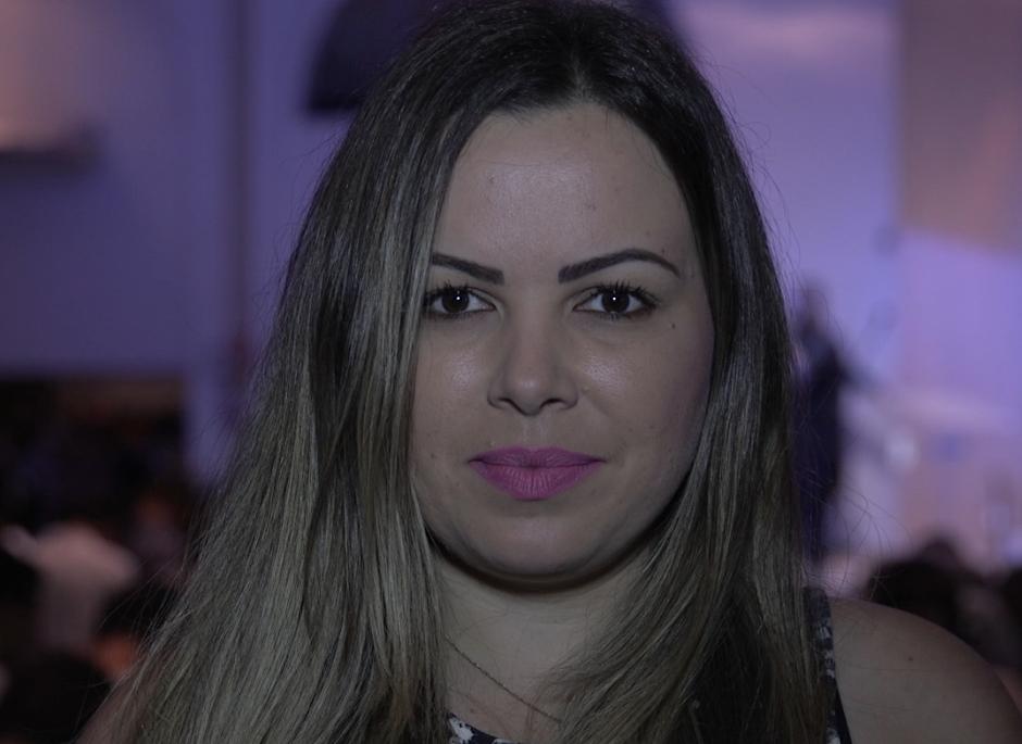 Luciana Nascimento conheceu seu chamado por meio de uma propaganda dos Parceiros de Deus na rádio Sara Brasil