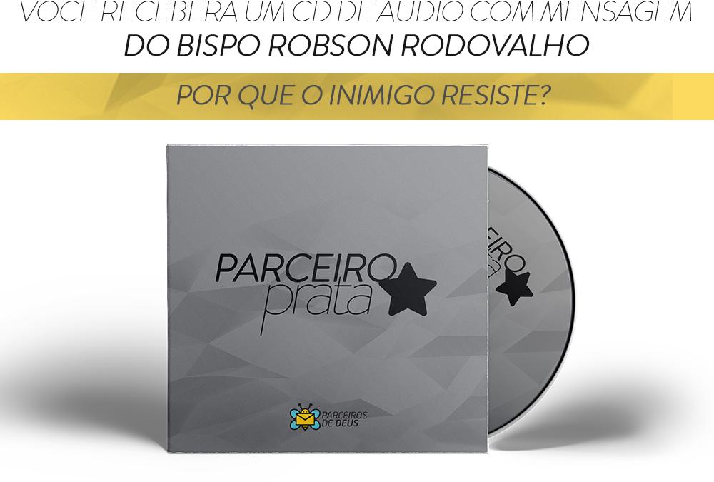 Quer receber um CD de áudio com uma mensagem especial do Bispo Rodovalho?Saiba mais!