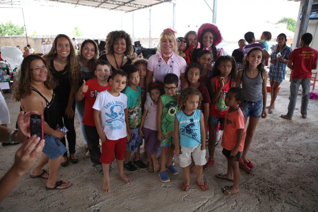 Projeto Pequeninos leva cidadania aos moradores do Gama, no Distrito Federal