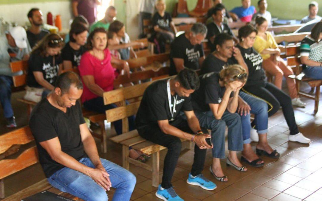 Saiba como foi o Café Solidário na Comunidade Terapêutica Desafio Jovem