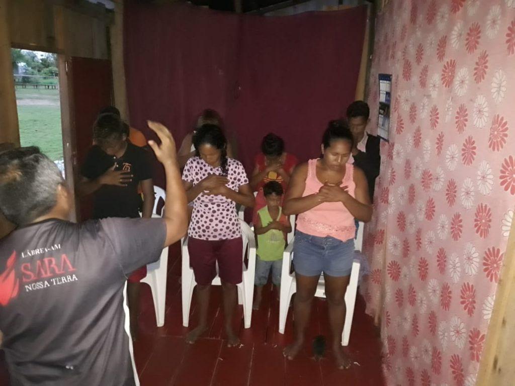 Mais de 200 pessoas têm sido alcançadas com o projeto Sarando Vidas do Rio Purus/AM