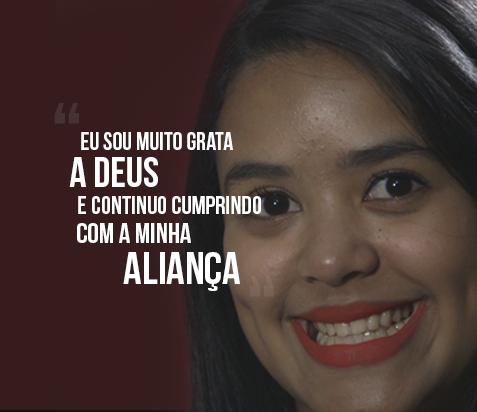 Gislene Ramos conta como mudou sua visão de futuro após conhecer o PD