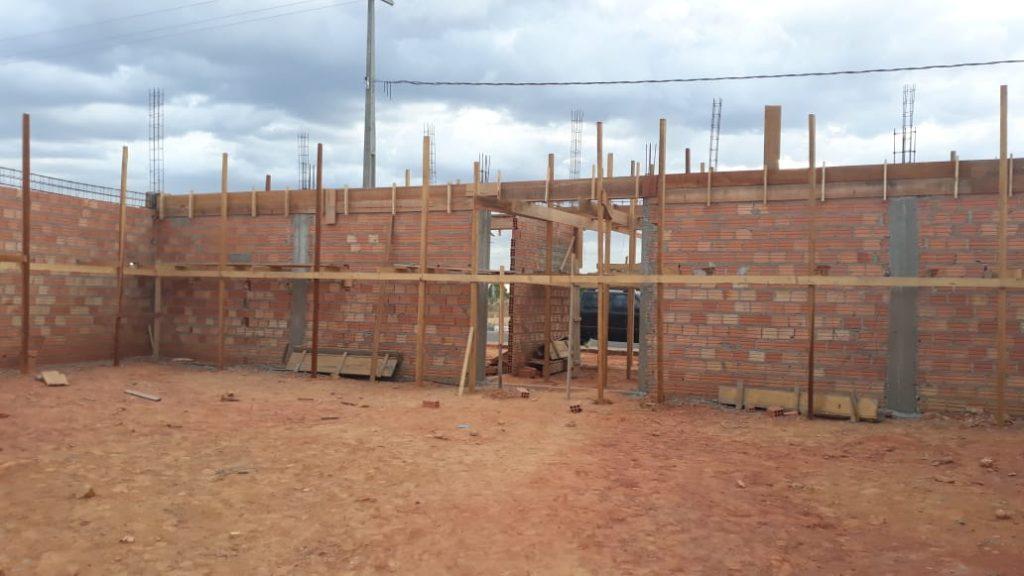 Com a ajuda do PD, sede própria da SNT em Amajari, interior de Roraima, será inagurada
