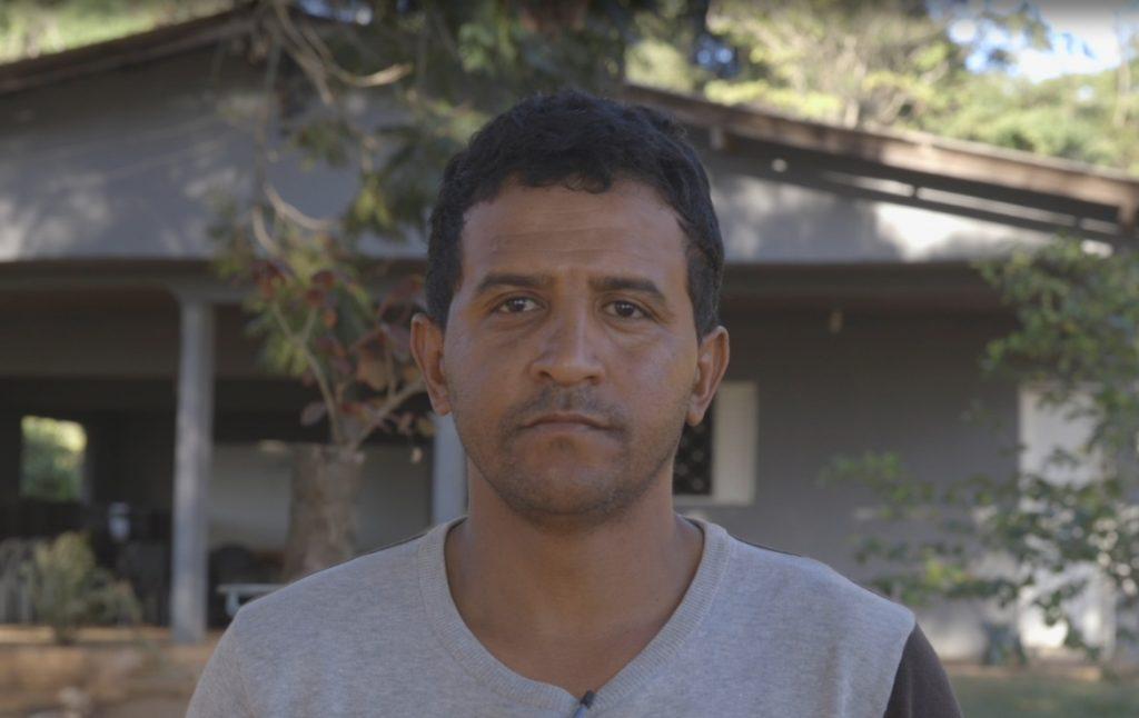 Paulo Cézar conta como a Comunidade Terapêutica Desafio Jovem tem mudado a sua vida