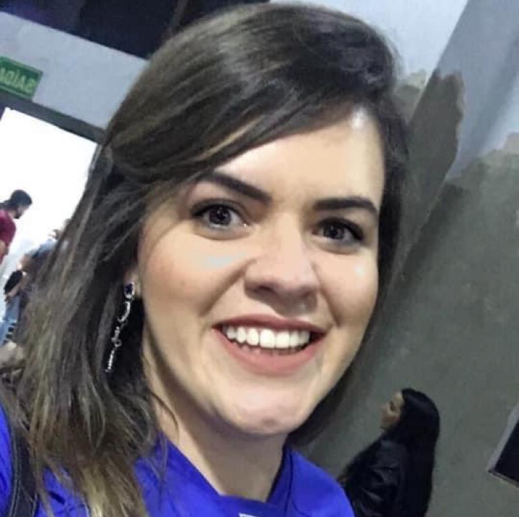 Bruna Doro acreditou no Senhor e vivenciou oferta de emprego de forma surpreendente